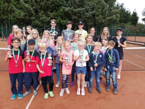 Foto Jugend- Vereinsmeisterschaften 2018
