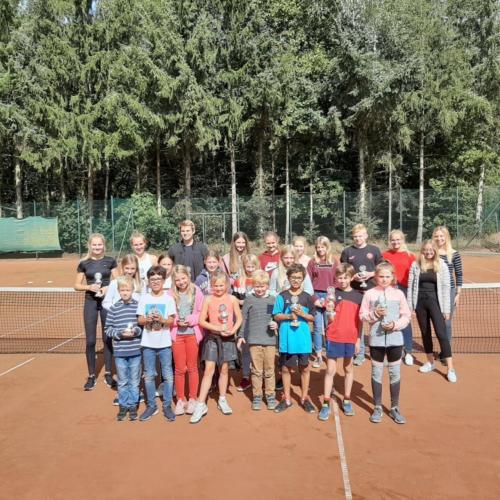 Vereinsmeisterschaften der Jugend 2019
