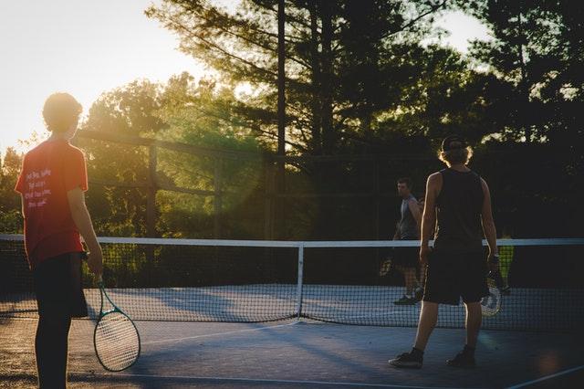 Training Outdoor