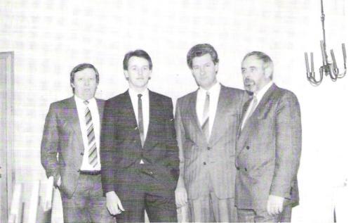 1987 Vorstandsmitglieder