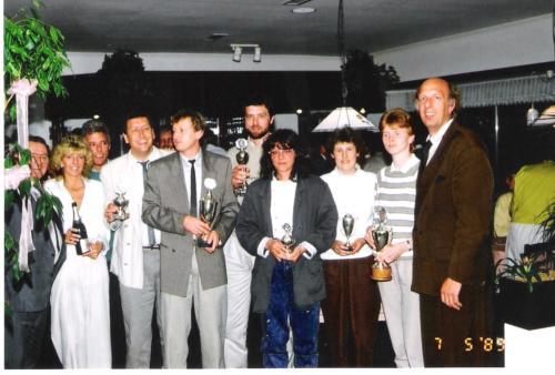 Hallenvereinsmeisterschaften 1989