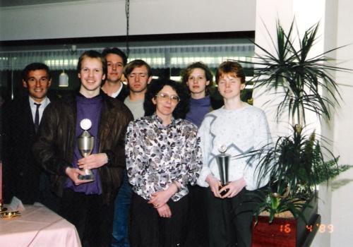 Hallenvereinspokal 1989