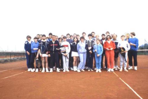 Vereinsmeisterschaften 1983
