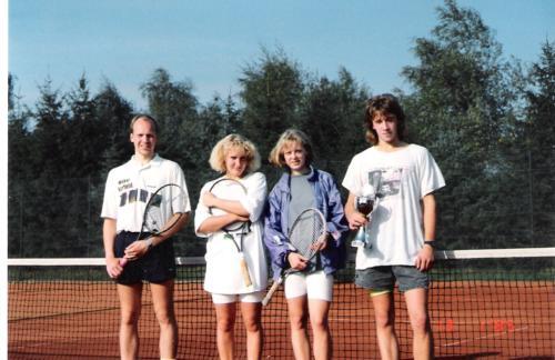 Vereinsmeisterschaften Sommer 85