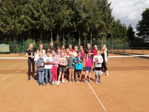 Vereinsmeisterschaften Jugend 2019